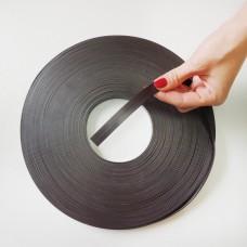 Магнитная лента 12,7*1,5мм рулон 30,5м, без клея, Тип В