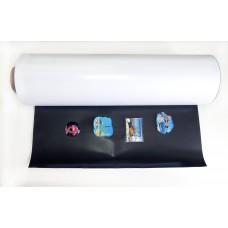 Гнучке полімерне залізо на метраж з клейовим покриттям, 0,4 мм
