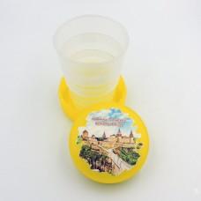 Складений стаканчик 130 мл Кам'янець-Подільський