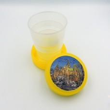 Складений стаканчик 130 мл Львів Костел