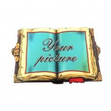 Магнит прямой печати - Книга