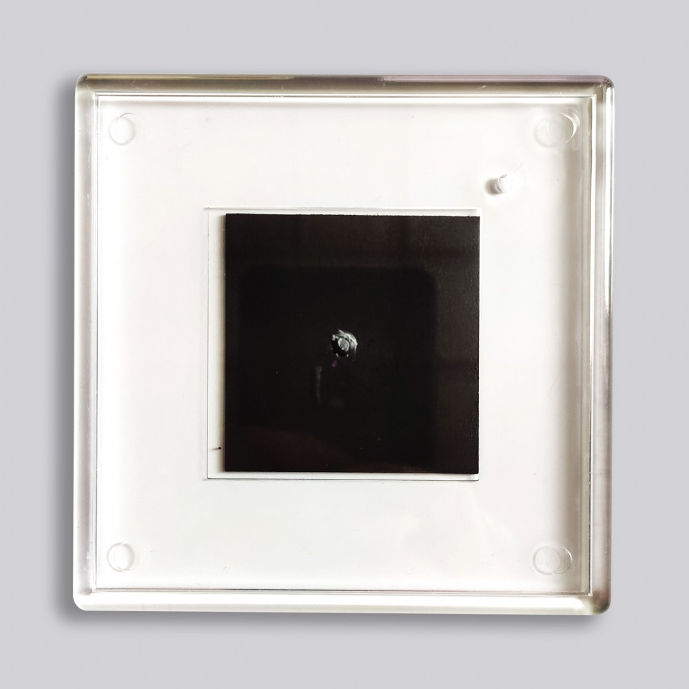 Акрилова магнітна заготовка Квадрат 100*100 мм