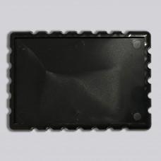 Акриловий магнітик Марка 92*65 мм (чорна)
