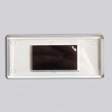 Прямоугольный панорамный магнит 108*48 мм
