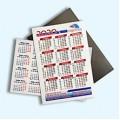 Календар на магніті