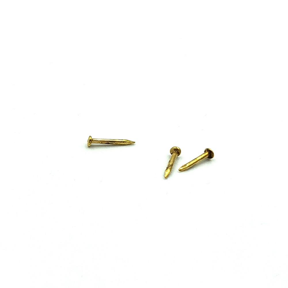 Декоративные гвозди для декорирования 1,2*10 мм