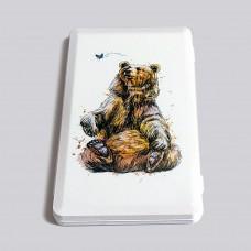 Футляр для маски медицинской «Медведь»