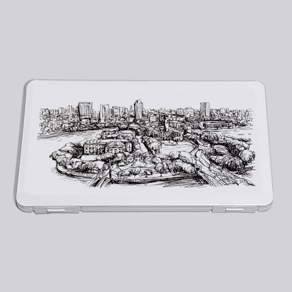 Коробка пластиковая «Город»