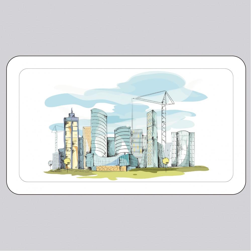 Универсальный органайзер «Современный город»