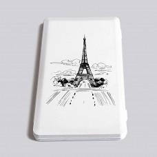Пластиковий футляр для маски медичної «Париж»