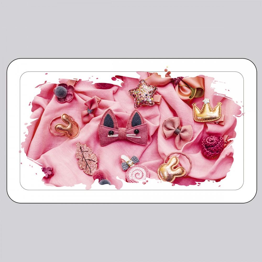 Футляр для девочек «Розовый бантик»