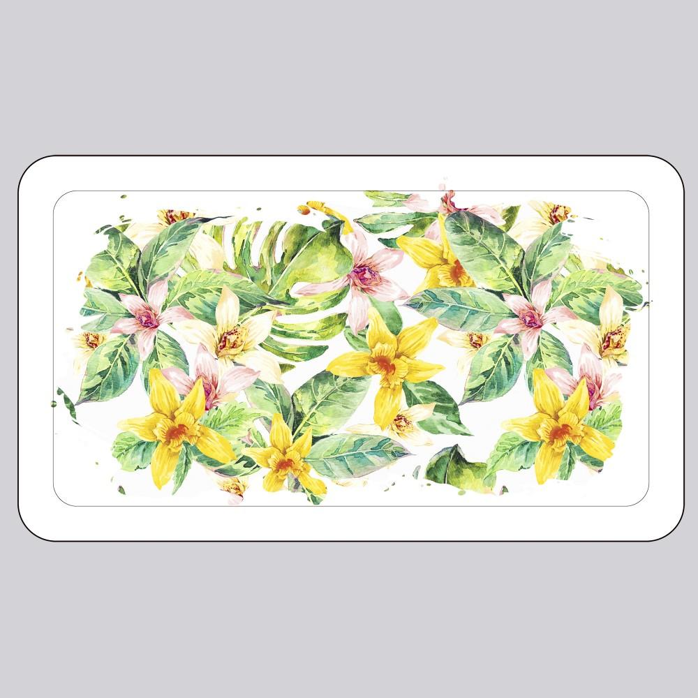 Универсальный чехол «Тропические цветы»
