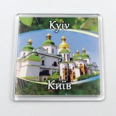 Акриловий магніт на холодильник Київ