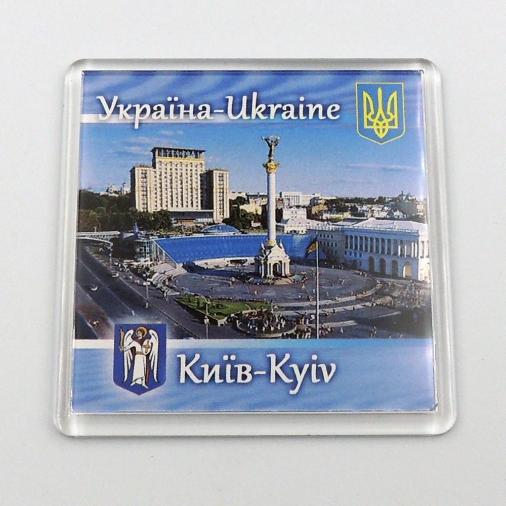 Магнитик на холодильник Киев Майдан