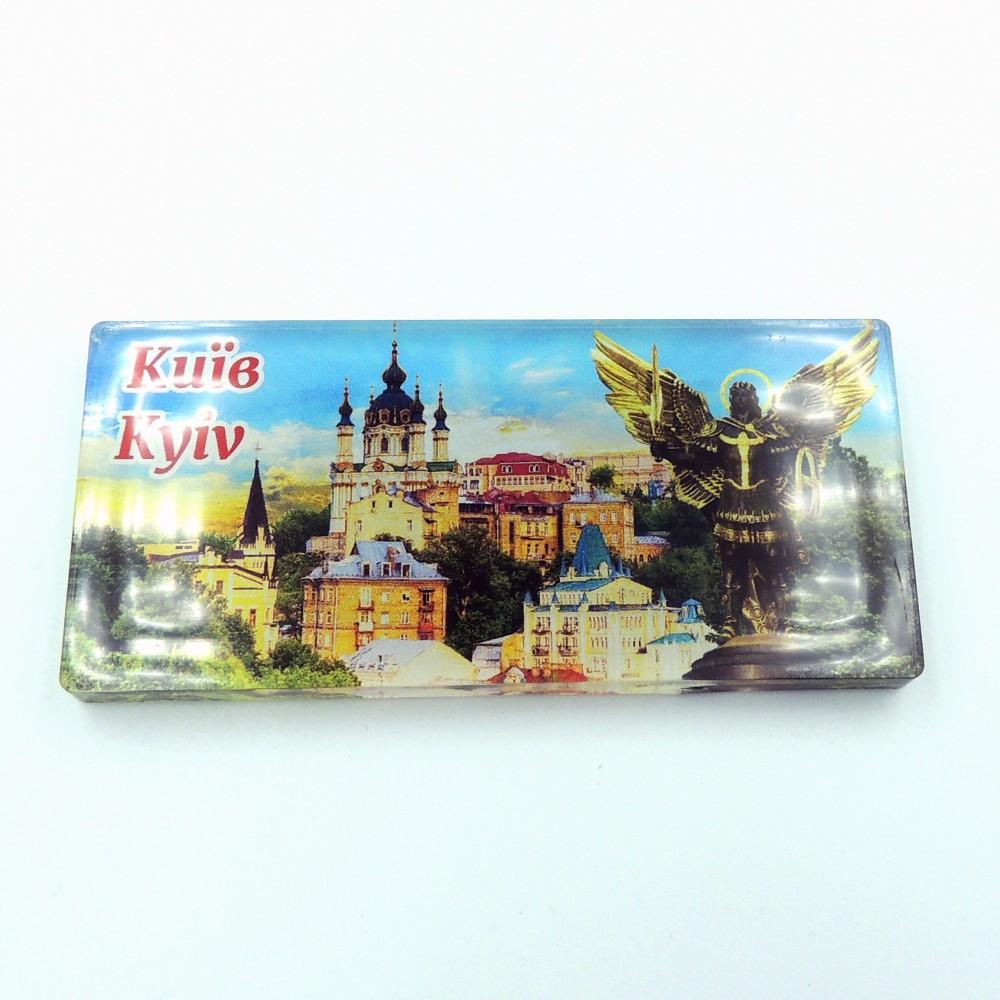 Магнит обратной печати Виды Киева