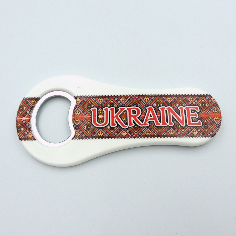 Классическая открывалка Ukraine вышиванка