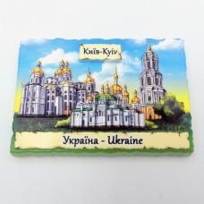 Керамический магнит Киев Лавра