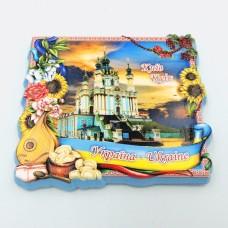 Керамический магнит Галушки Киев