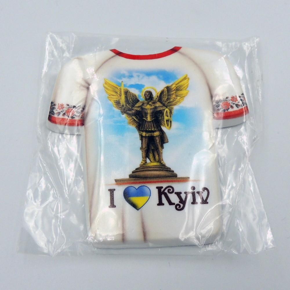 Керамічний магніт Вишиванка Київ