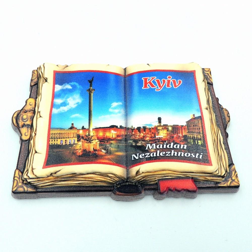 Керамічний магніт Книга Майдан Незалежності