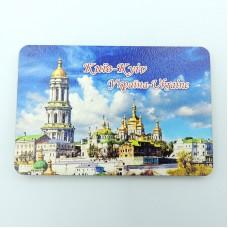 Дерев'яний магніт Лавра Київ