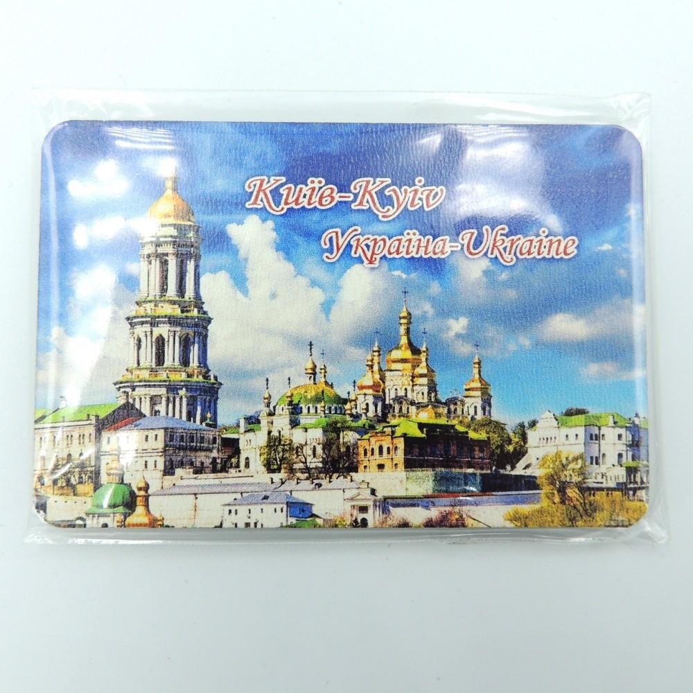 Деревянный магнит Лавра Киев