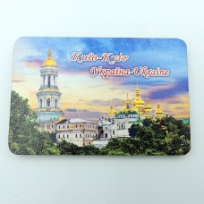 Дерев'яний магніт Історичний Київ
