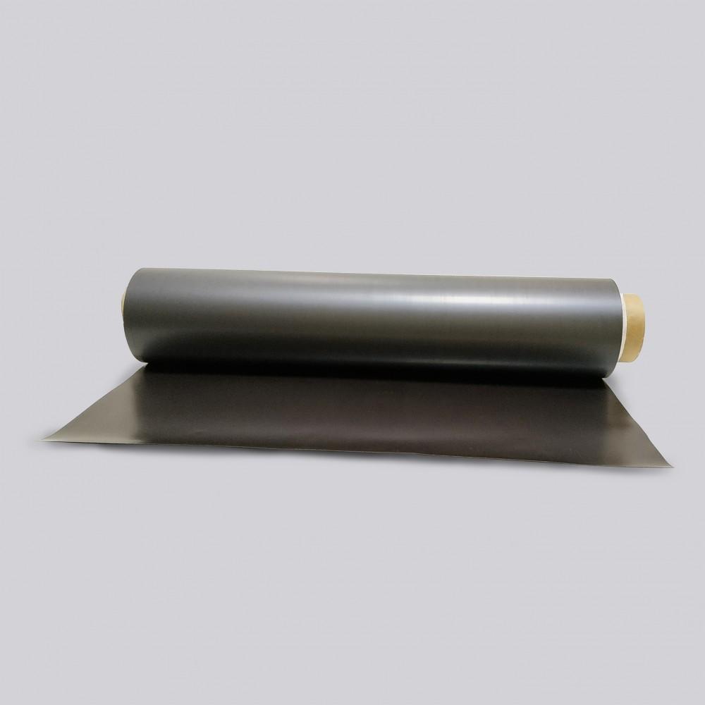 Магнітний вініл на метраж без покриття, 0,9 мм