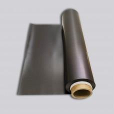 Магнитный винил без покрытия, рулон толщиной 0,9 мм