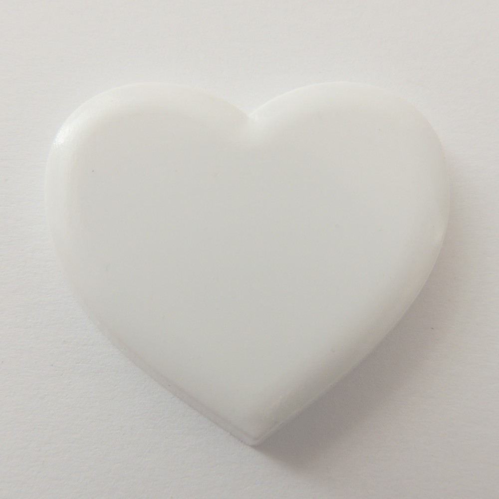 Мини поликерамический магнит Сердце