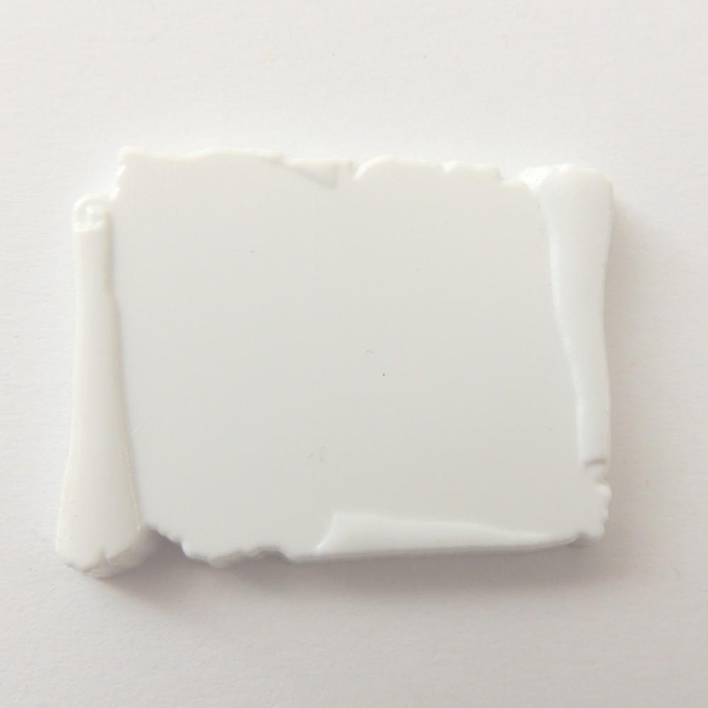 Мини поликерамический магнит Свиток