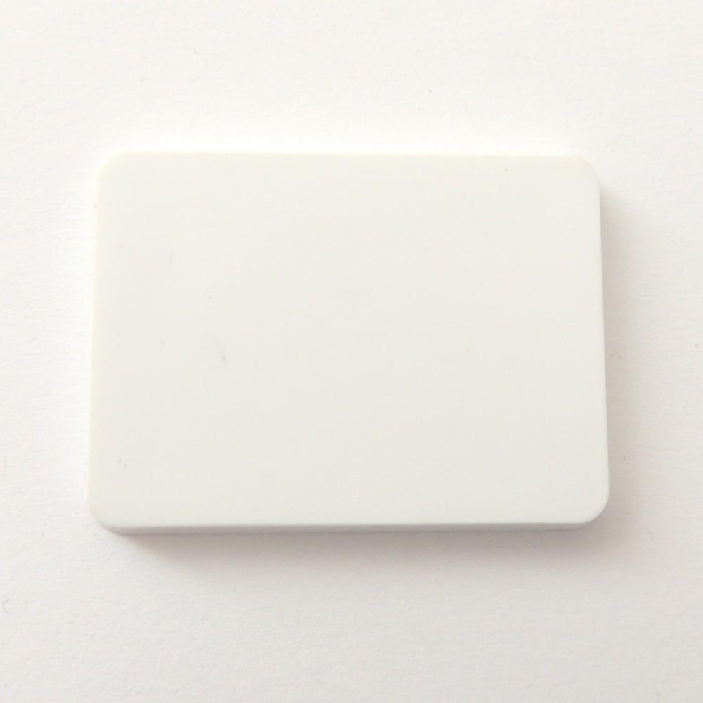 Міні полікерамічний магніт Прямокутник