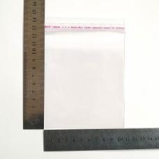 Пакет полипропиленовый 106*106 мм с клеевой лентой