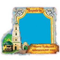 Керамическая заготовка для магнита - Чернигов Троицкая церковь