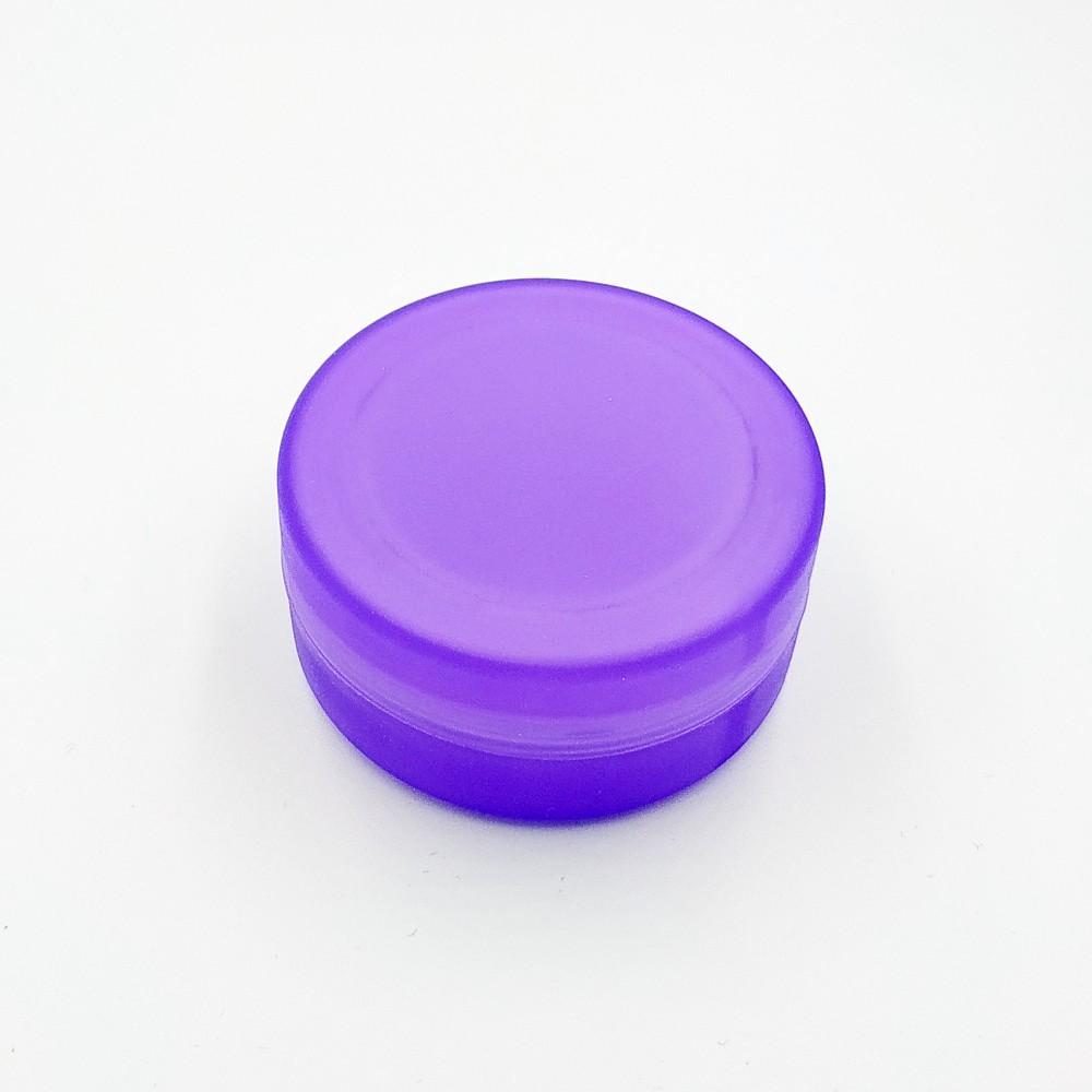 Складений стаканчик бузкового кольору без зображення 130 мл