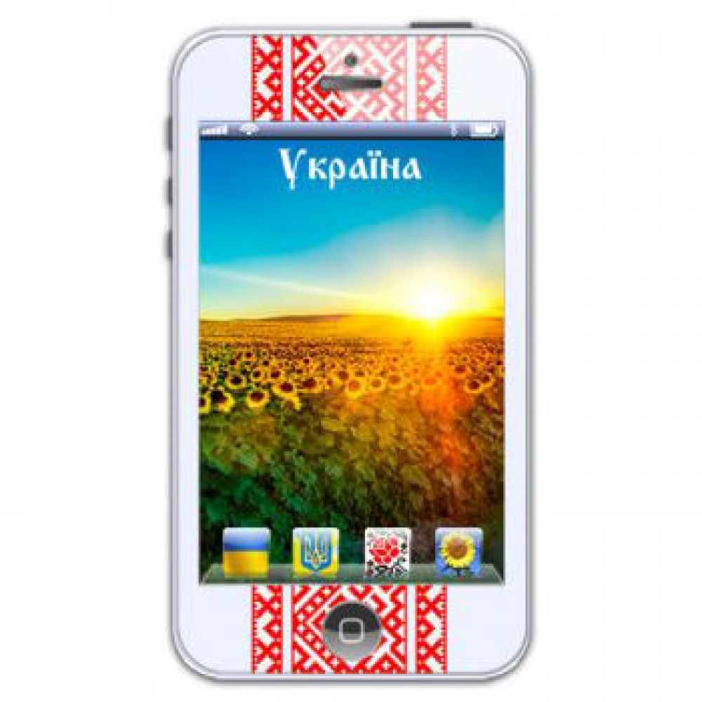 Магніти керамічні. Iphone. Україна.