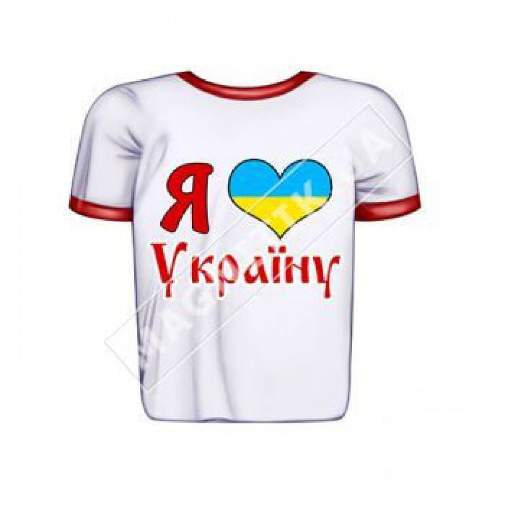 Керамические магниты. Рубашка украинца