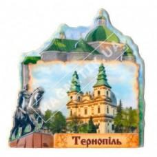 Керамічні магніти. Тернопіль. монастир